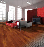 安信斯文漆木实木地热地板