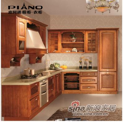 皮阿诺整体厨房 格林乡村-1