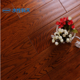 蓝山咖啡栎木实木复合地板