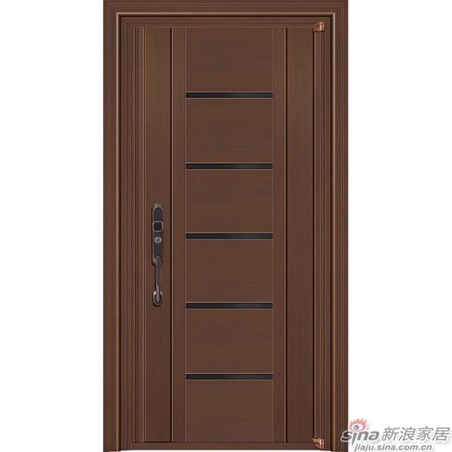 钢铜门5303