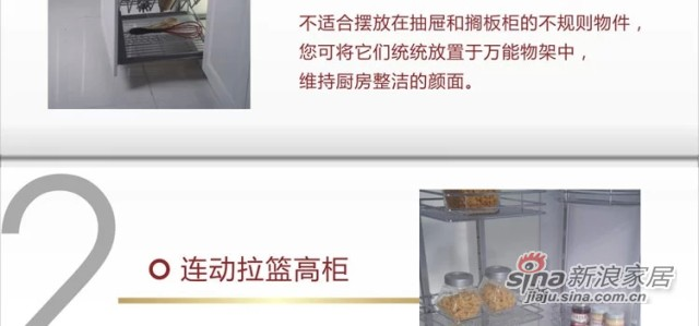 德意丽博橱柜 整体厨房 欧式膜压橱柜-3