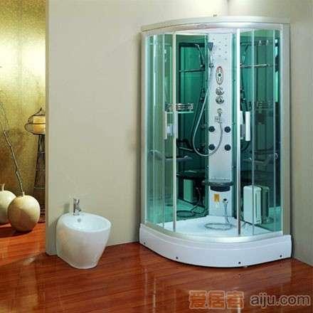 英皇卫浴湿蒸气房E005(法国绿)1