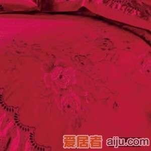 家元素床上用品丽人香居九件套丝绵HQ2100001