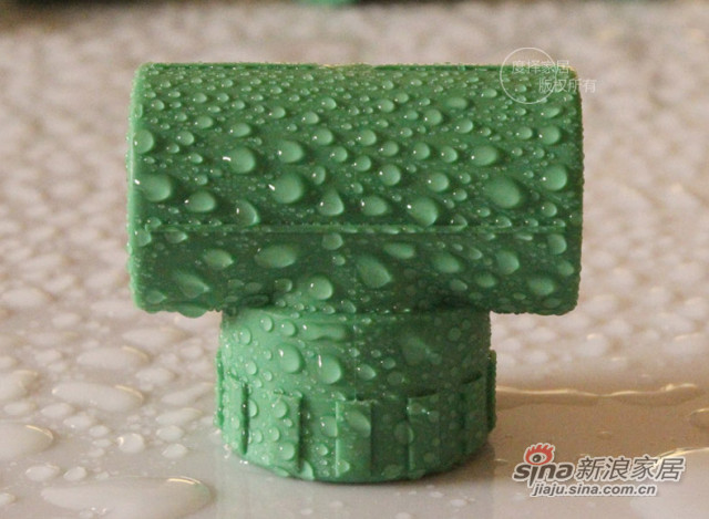 绿色PPR管配件-1