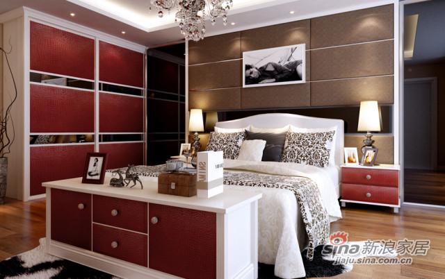 诗尼曼低调奢华系列高光红-2