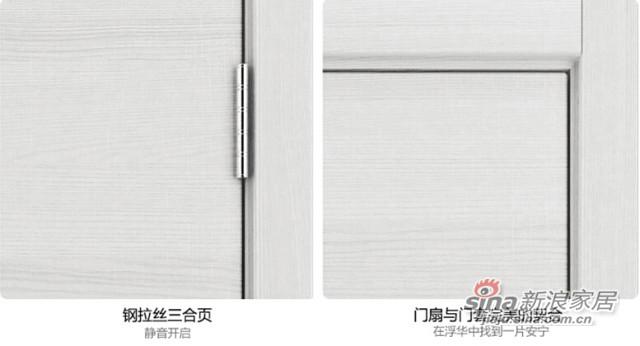 日上木门 现代风 绿色生态门 免漆门 厨房门 卫浴门 室内门-2