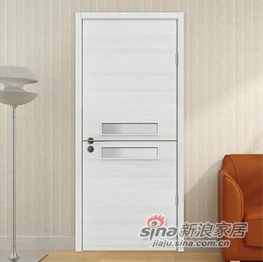 日上木门 现代风 绿色生态门 免漆门 厨房门 卫浴门 室内门-3