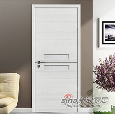 日上木门 现代风 绿色生态门 免漆门 厨房门 卫浴门 室内门-4
