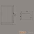 惠达-HD120B整体淋浴房