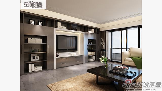 现代客厅-1