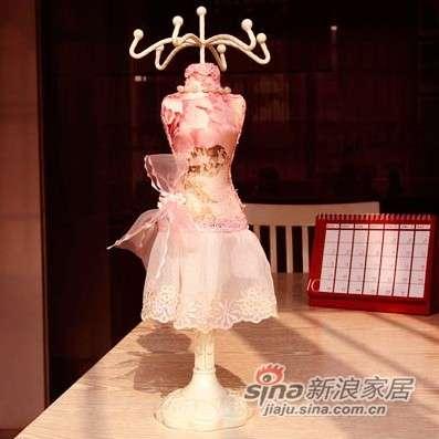 多样屋 TAYOHYA 花园玫瑰系列 首饰挂架-粉