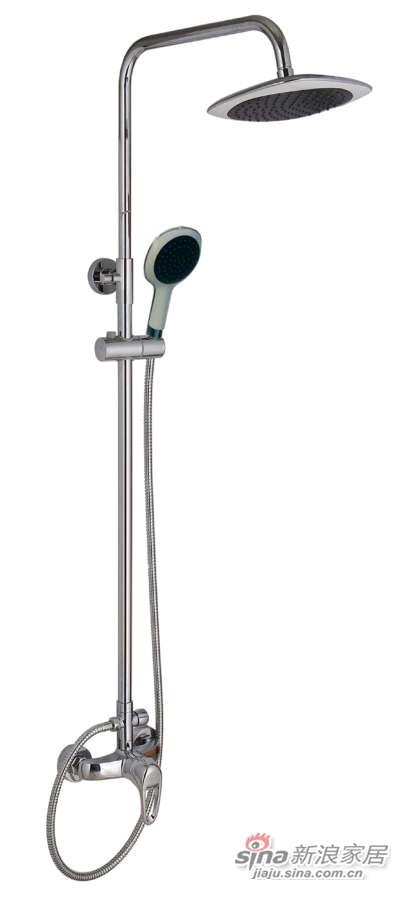 宏浪洁具单把淋浴器-0