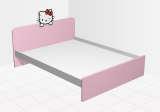 Hello Kitty百变HELLO KITTY床BAI-A05B-15