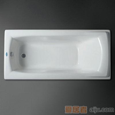 惠达-DB1.7普通浴缸1