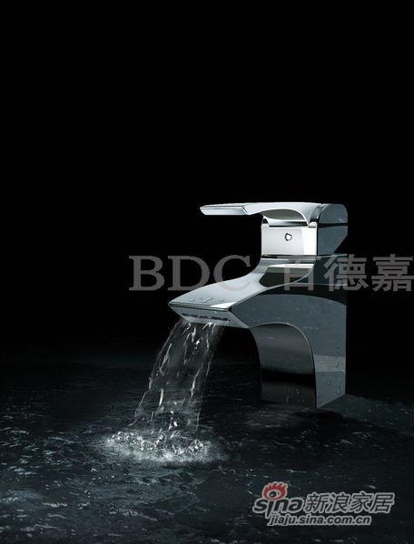 百德嘉田园风情系列水龙头-H210026-1