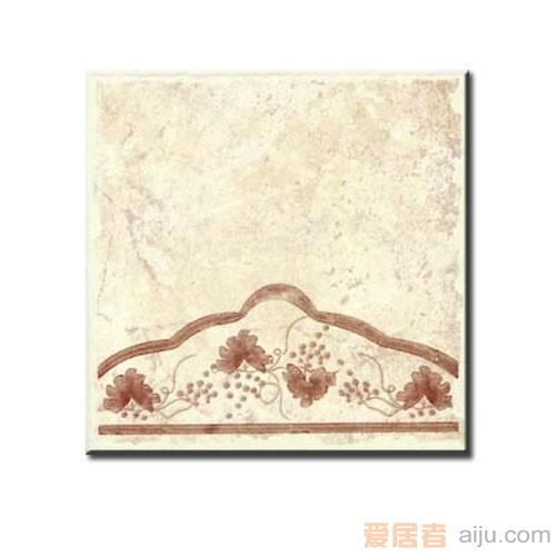金意陶-经典古风系列-墙砖(花片)-KGHC165406B(165*165MM)1