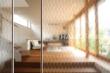 韩丽衣柜工艺玻璃系列-源远流长