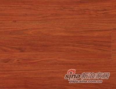 大卫地板中国红-晶彩系列强化地板DWPT0062缅甸樱桃-0