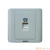 西门子插座-远景系列-5TG0 120-1CC1(电话插座)