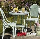凰家御器藤椅藤家具三件套休闲椅阳台椅NH-A002
