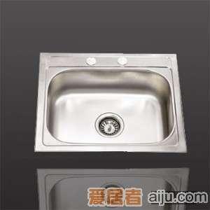 御象厨电促销套餐:水槽543+龙头SE-C