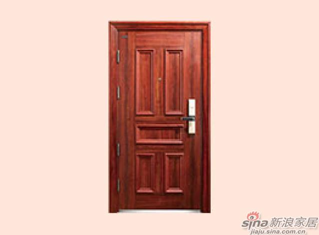 王力全自动防盗门-拼接门系列