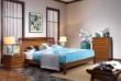 好风景水清木韵卧室系列床