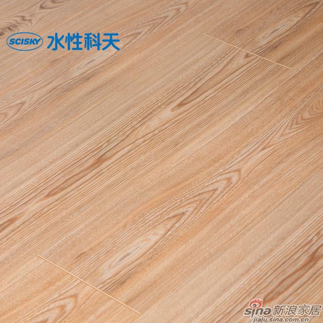 盖尔登橡木强化地板-1