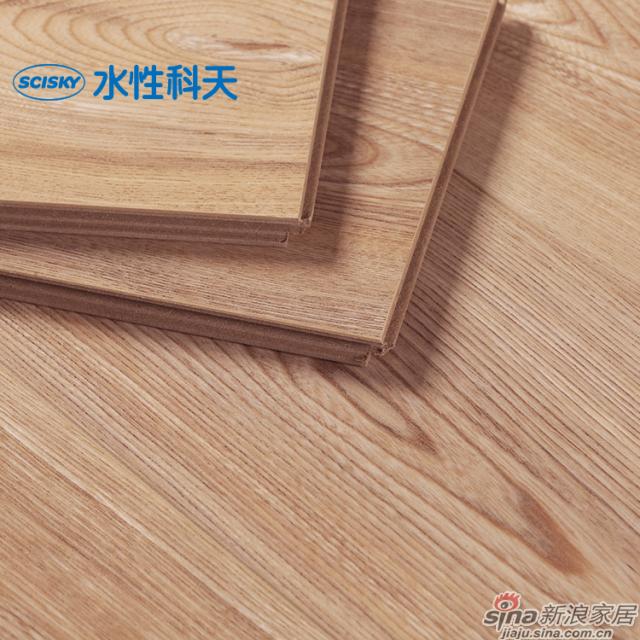 盖尔登橡木强化地板-3