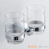 雅鼎五金龙行天下系列玻璃双杯7028015