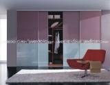 联邦高登烤漆玻璃移门衣柜――SG803