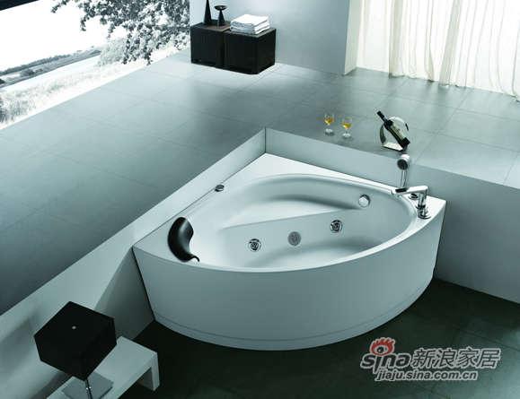 华美嘉浴缸WG-J04A-0