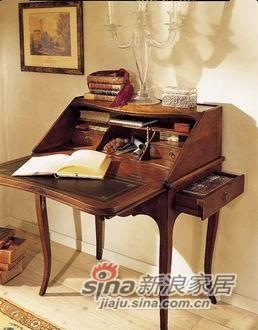超舒适卧室系列暗香浮动书写柜