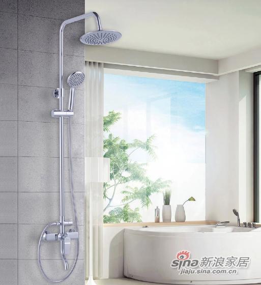 特陶卫浴淋浴花洒套装ETT-23761A