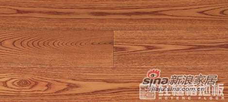 红檀楿地板檀香印象-白蜡木HS-PY45