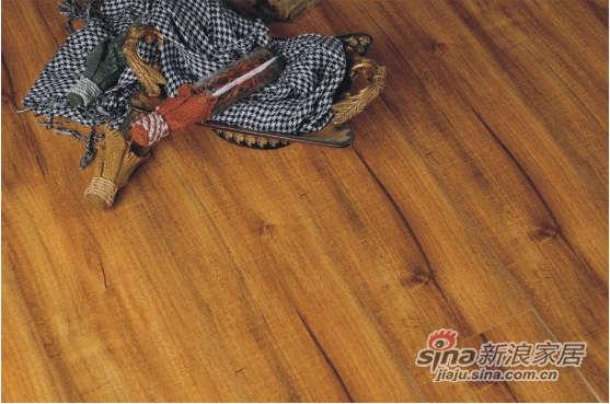 """贝亚克新""""SHOW""""优实木地板"""