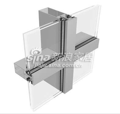 和平铝业明框玻璃幕墙