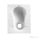法恩莎蹲便器-FLD5604C(520*425*200MM)右排横排水