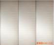 白枫+全波浪百叶+流线木纹框