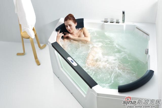 联塑水疗按摩系列浴缸LY1501