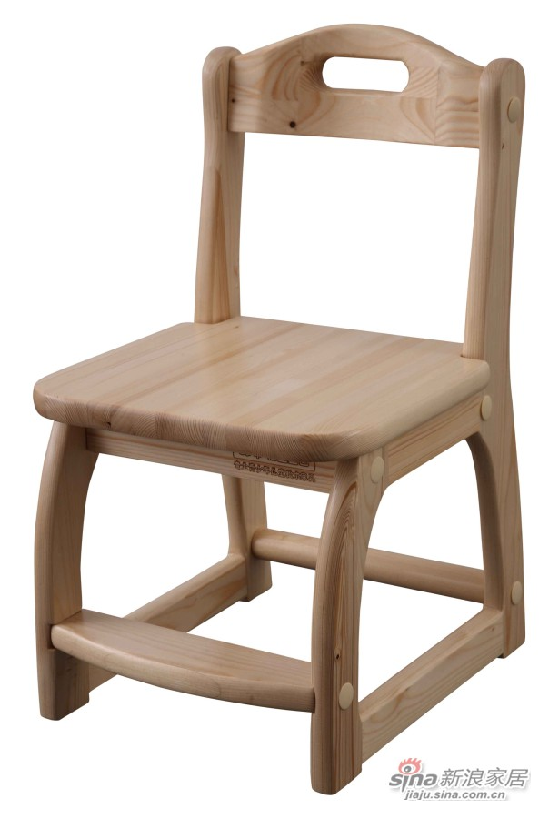 松堡王国P011小弯脚椅-0