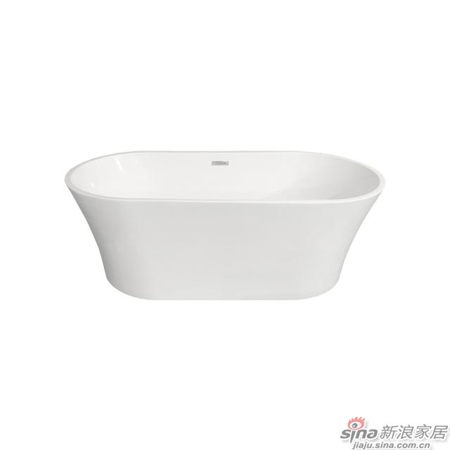 航标卫浴空缸
