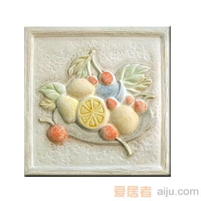 嘉俊-艺术质感瓷片[城市古堡系列]DD1501PW3(150*150MM)1
