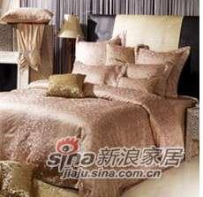 紫罗兰家纺床上用品全棉印花四件套忆梦翩翩VPEA355-4-0