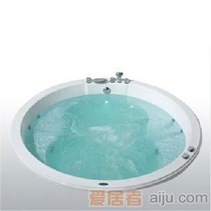 法恩莎按摩浴缸FC007(1800*1800*700mm)1