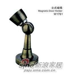 雅洁AW1761-21立式门吸-0