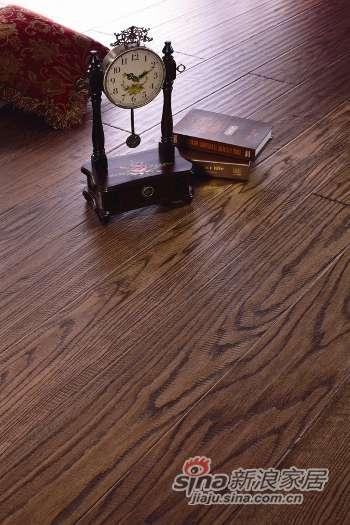 富得利三层实木复合地板红栎(美国红橡)廊桥岁月FC-0202-40-A-0