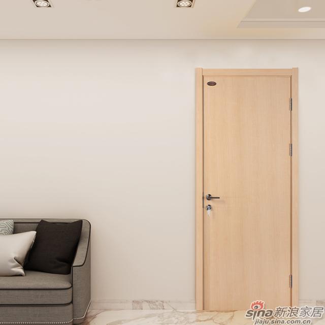 领尚木门LS-X002