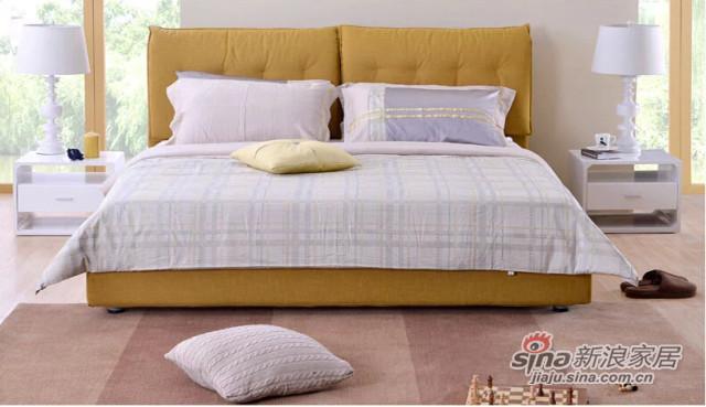 依丽兰爱悦布床F6030-5