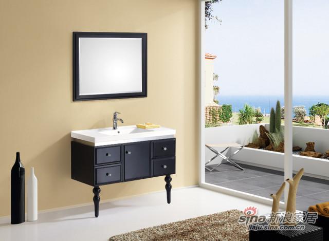 浴室柜LD38334L